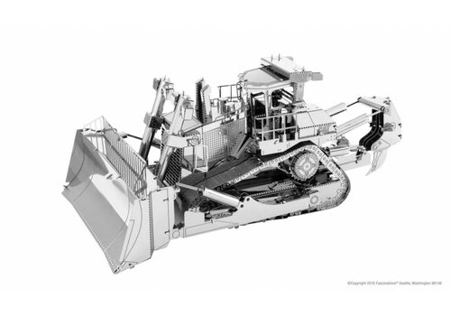 Metal Earth Dozer CAT - 3D puzzle