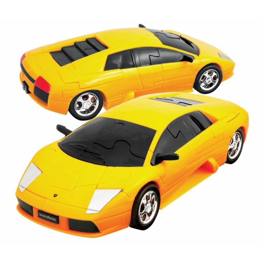Lamborghini Murciélago **** - voiture puzzle 3D-5