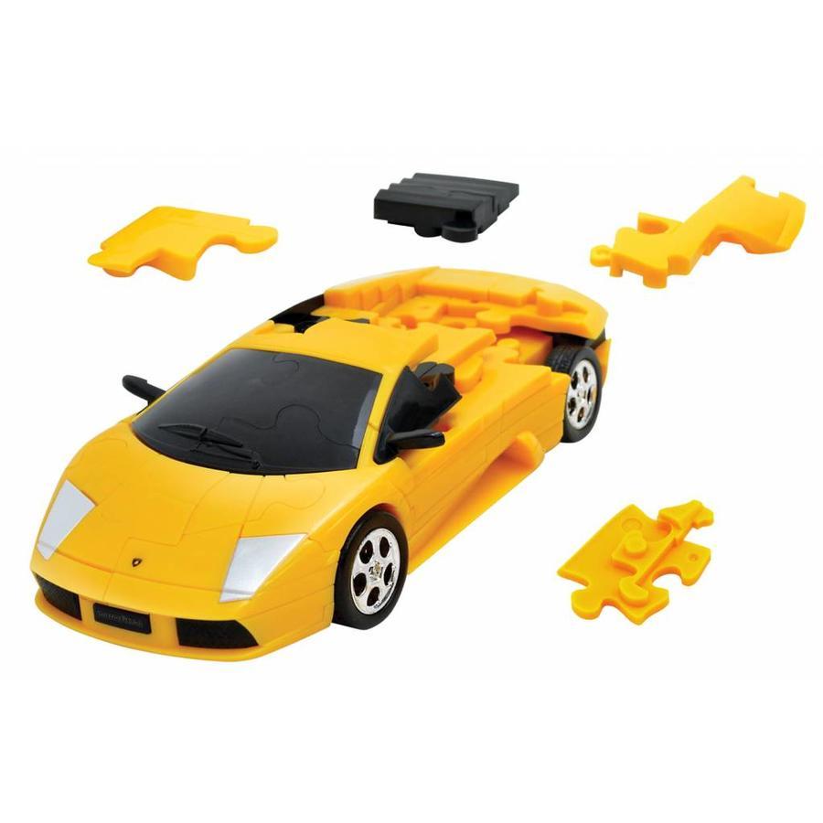 Lamborghini Murciélago**** - 3D puzzel auto-2