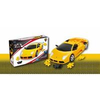 thumb-Lamborghini Murciélago **** - voiture puzzle 3D-1
