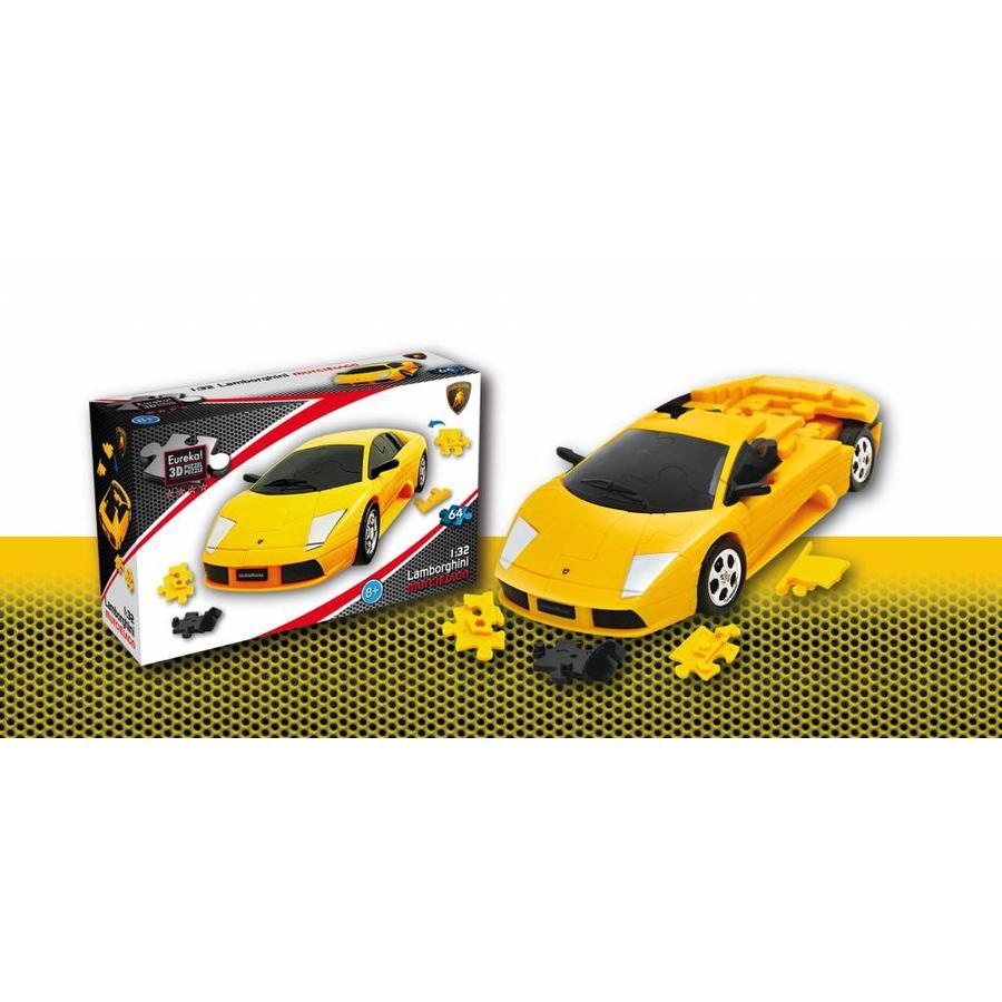 Lamborghini Murciélago **** - voiture puzzle 3D-1