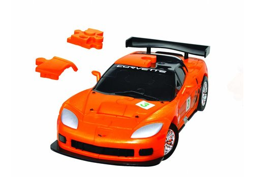 Eureka Corvette *** - 3D puzzle car