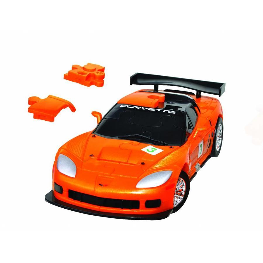 Corvette *** - voiture puzzle 3D-1