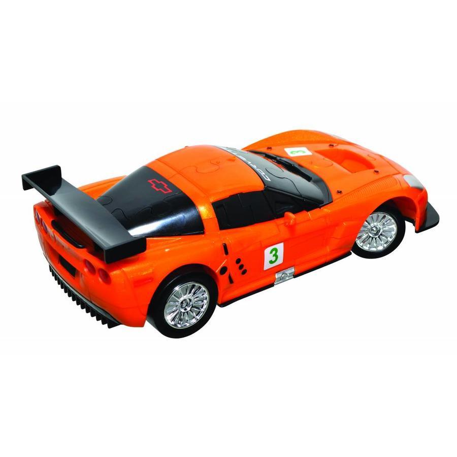Corvette *** - voiture puzzle 3D-4