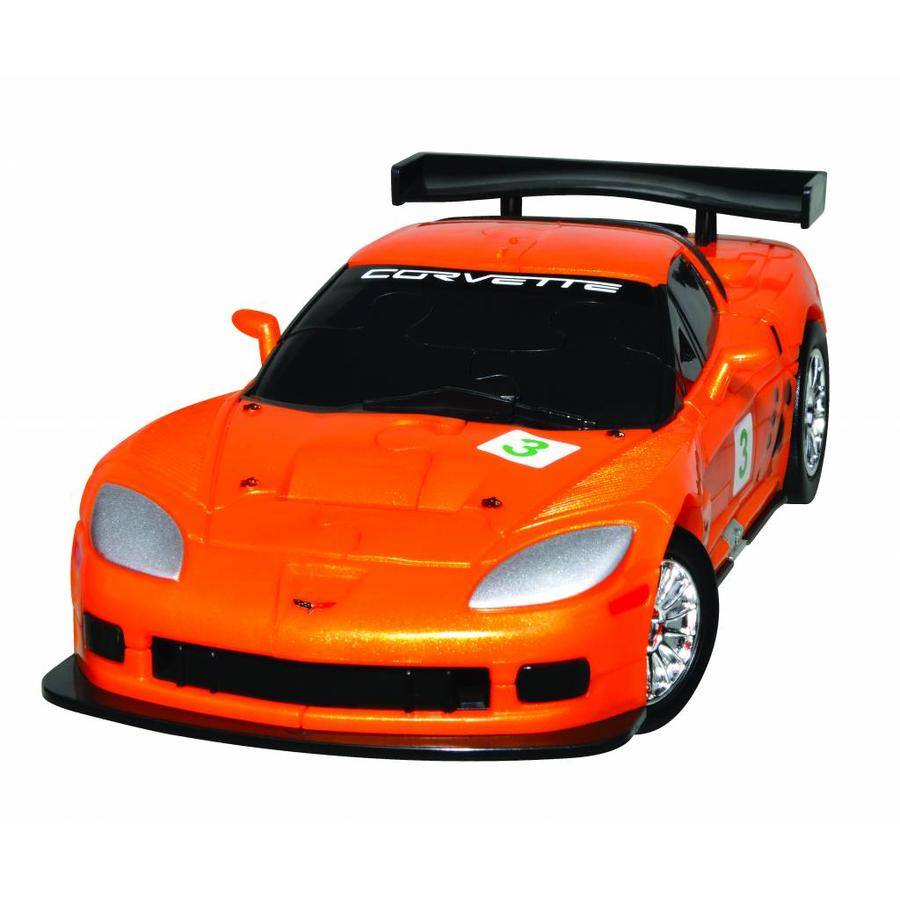 Corvette *** - voiture puzzle 3D-5