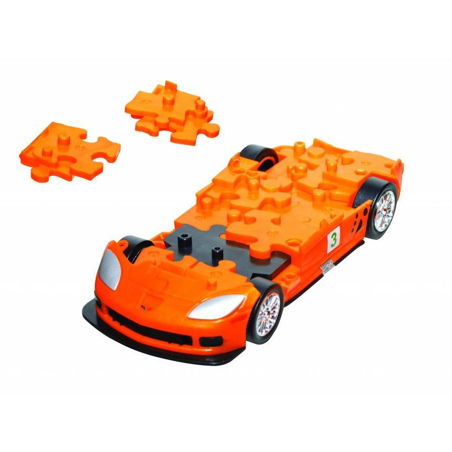 Corvette *** - voiture puzzle 3D-3