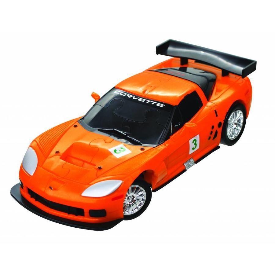 Corvette *** - voiture puzzle 3D-2