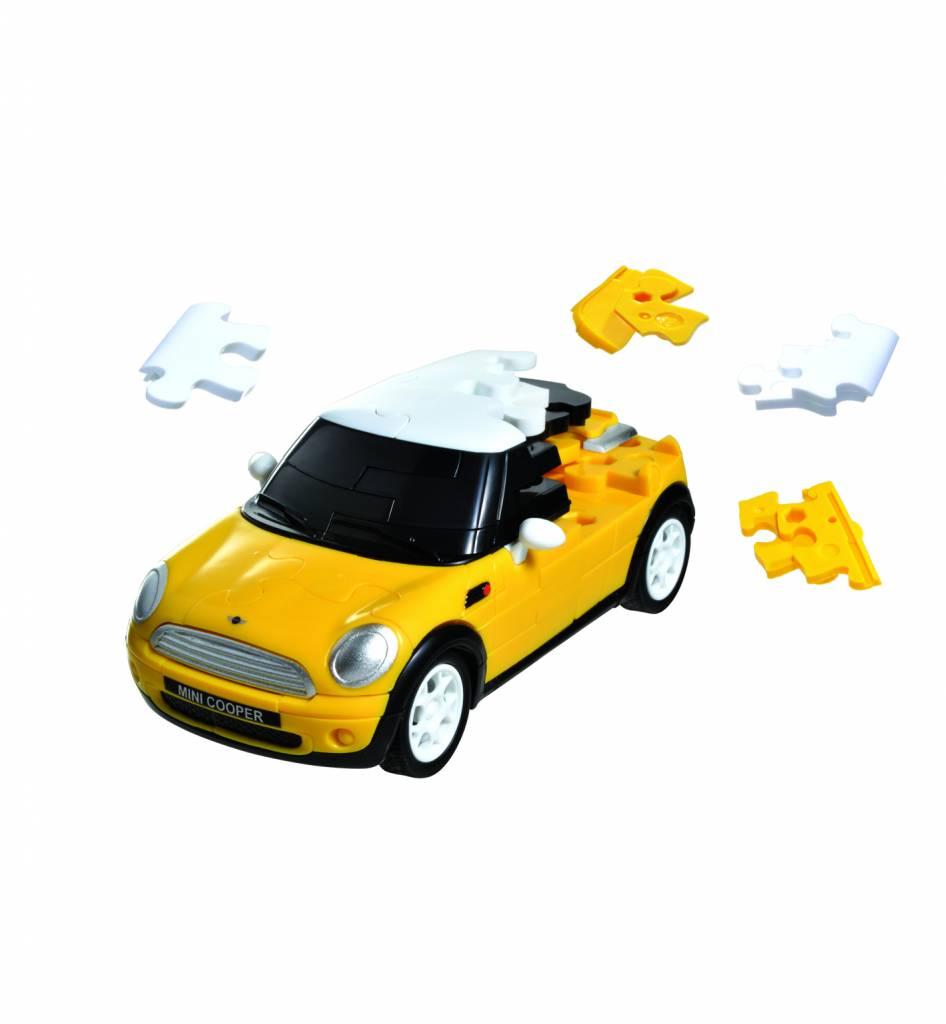 Puzzles & Geduldspiele MINI Cooper S 3D Puzzle Car