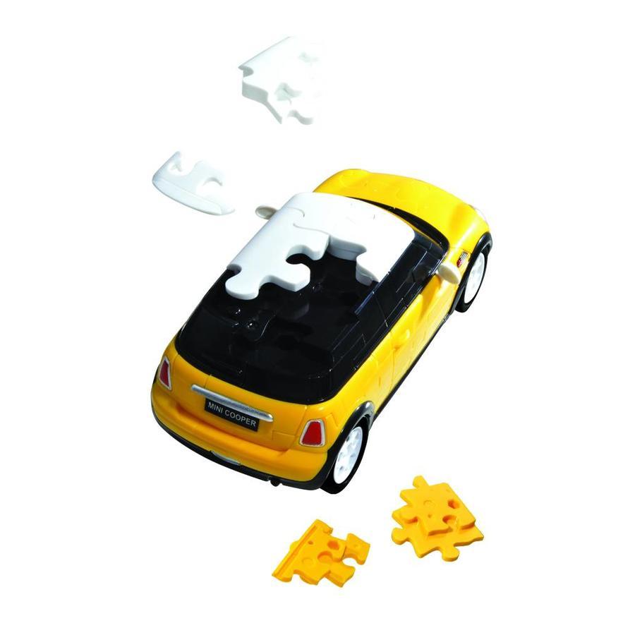 Mini Cooper **** - 3D puzzle car-3