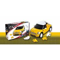thumb-Mini Cooper **** - voiture puzzle 3D-1
