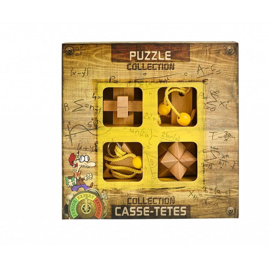 Expert ** - 4 casse-têtes en bois dans la boîte-6