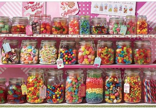 Le magasin de bonbons - 2000 pièces