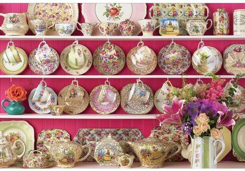 Cobble Hill La porcelaine de grand-mère  - 2000 pièces