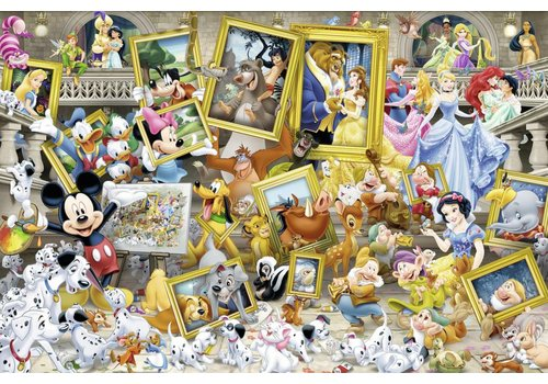 Artistic Mickey - 5000 pieces