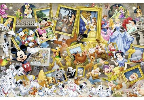 Mickey l'artiste - 5000 pièces
