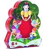 Djeco Snow White - 50 pieces