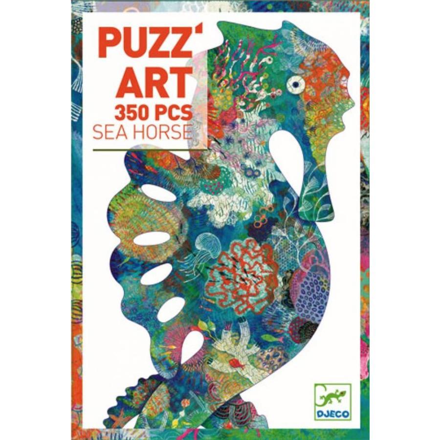 Het zalige zeepaardje - puzzel van 350 stukjes-2