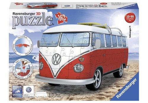 Volkswagen Bus - T1 Bulli  - 162 stukjes