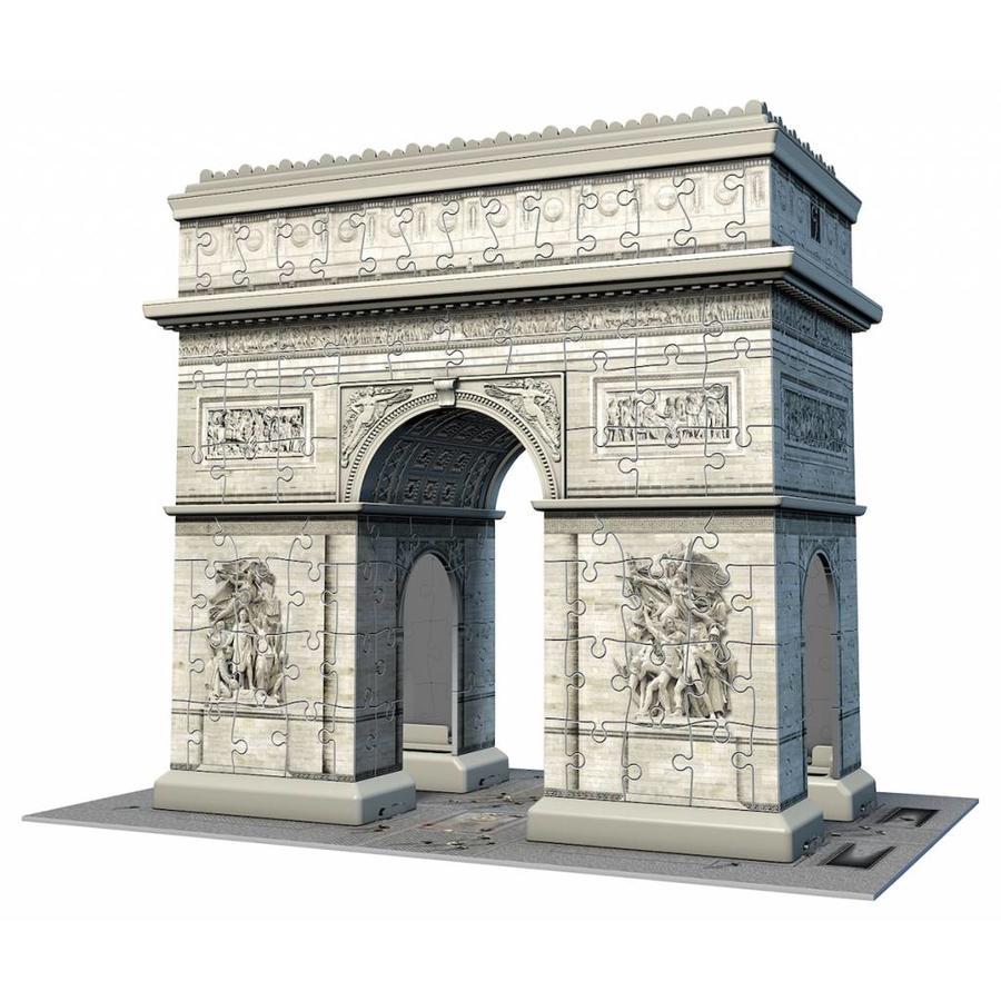 Arc de Triomphe - 3D puzzel - 216 stukjes-2