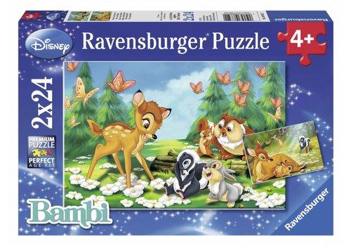 Bambi - 2 x 24 pieces