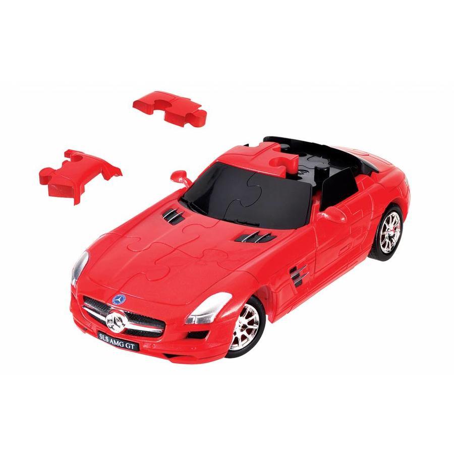 Mercedes-Benz SLS AMG GT *** - voiture puzzle 3D-2