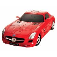 thumb-Mercedes-Benz*** SLS AMG GT - 3D puzzel auto-1