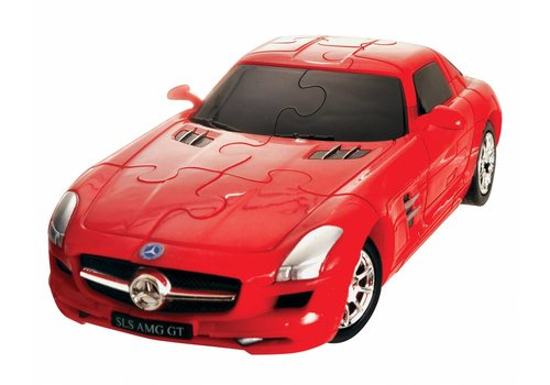 Eureka Mercedes-Benz SLS AMG GT *** - voiture puzzle 3D