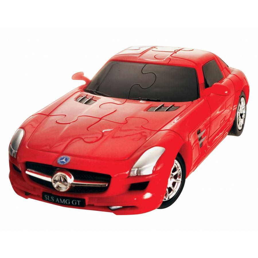Mercedes-Benz SLS AMG GT *** - voiture puzzle 3D-1