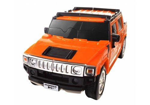 Hummer *** - 3D puzzle car