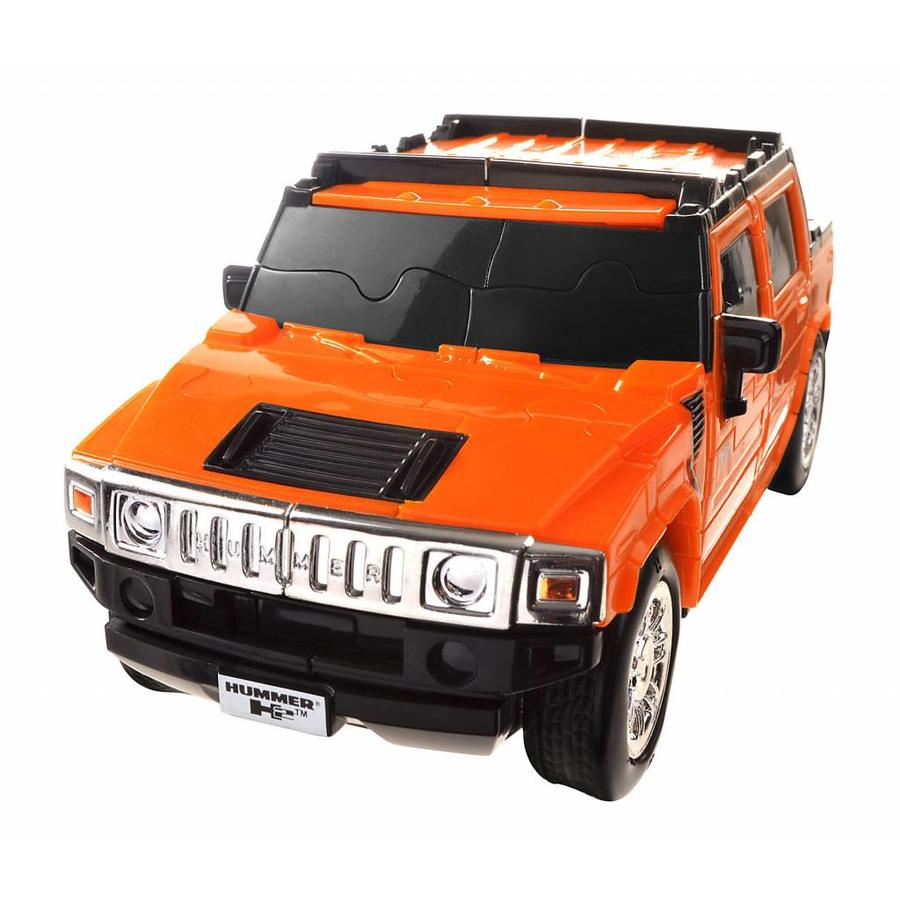 Hummer *** - 3D puzzle car-1