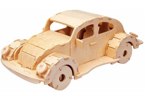 Eureka Car - Atelier de Gepetto - Puzzle 3D