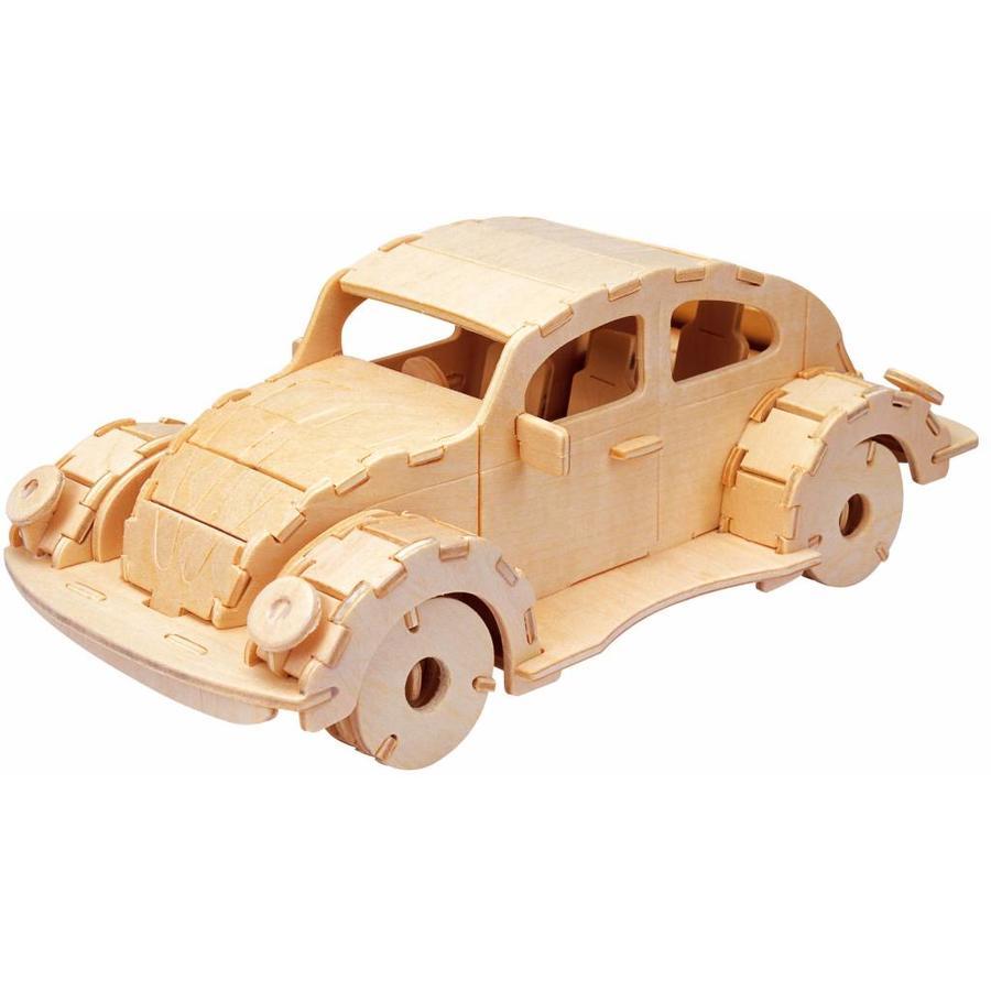 Car - Atelier de Gepetto - Puzzle 3D-1