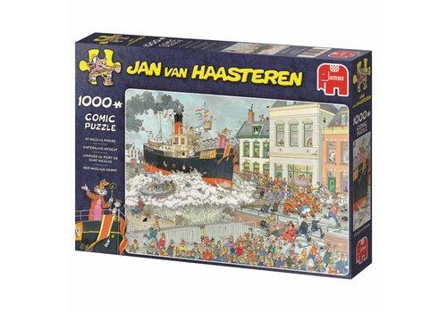 Sinterklaas entry - JvH - 1000 pieces
