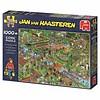 Jumbo Volkstuintjes - JvH - 1000 stukjes