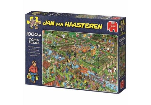 Volkstuintjes - JvH - 1000 stukjes