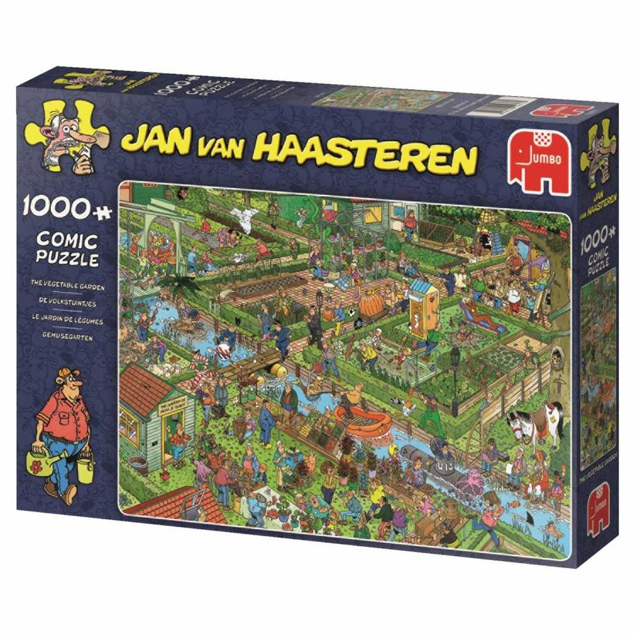 Volkstuintjes - JvH - 1000 stukjes-1