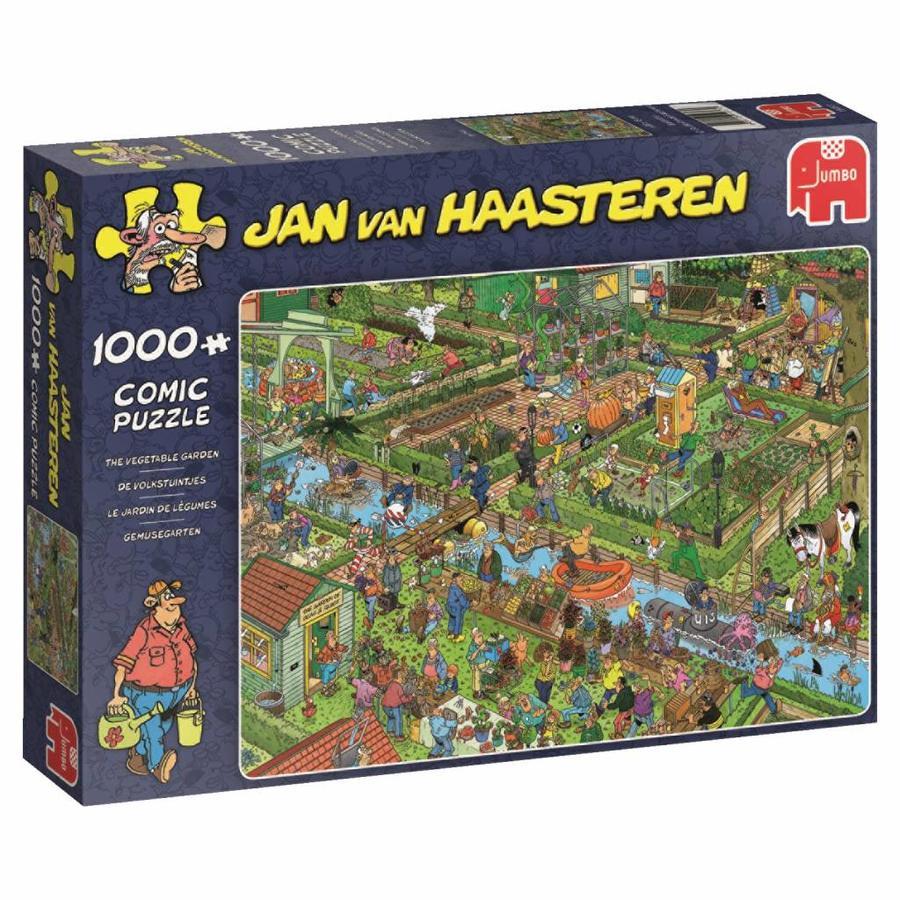 Potagers- JVH -  1000 pièces-2
