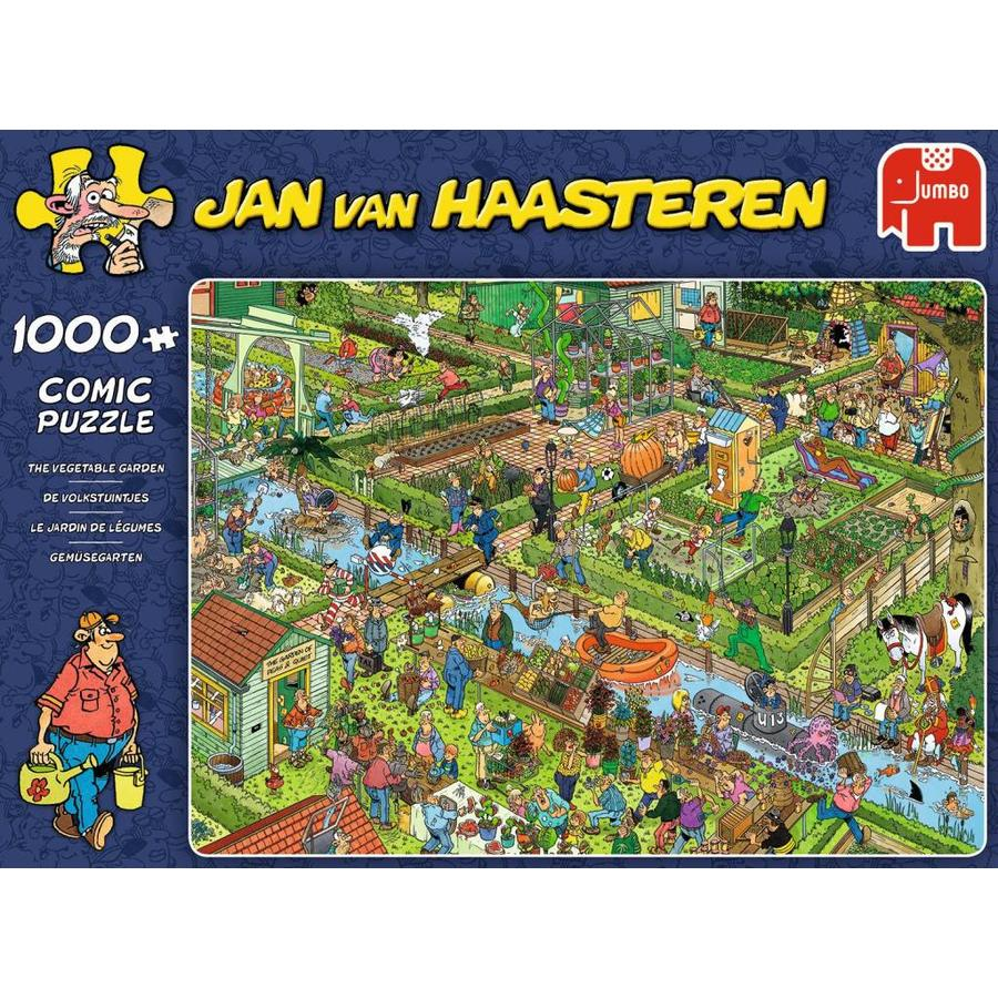 Volkstuintjes - JvH - 1000 stukjes-4