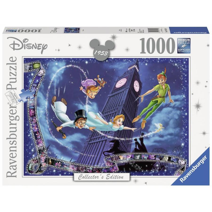 Ravensburger Peter Pan Disney Collectors Item Puzzle Of 1000