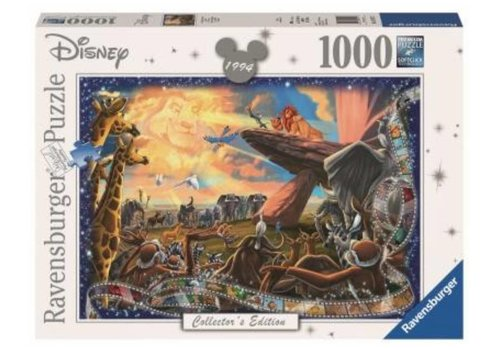 Lion King - Disney - 1000 pieces