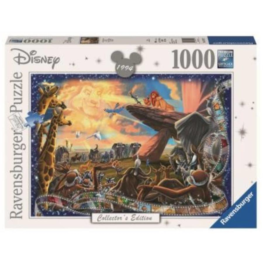 Le Roi Lion - Disney - Collector's Item - puzzle de 1000 pièces-1