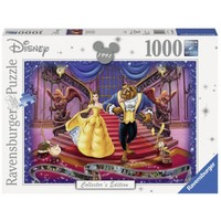 Belle en het Beest  - Disney - Collector's Item - puzzle van 1000 stukjes