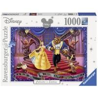 La Belle et la Bête  - Disney - Collector's Item - puzzle de 1000 pièces
