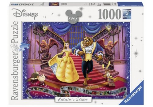 Beauty and the Beast - Disney - 1000 pieces