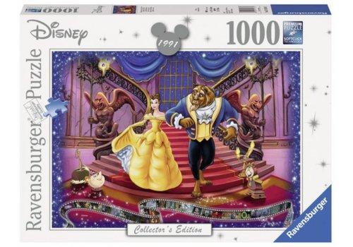 La Belle et la Bête - Disney - 1000 pièces