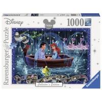 Ariel - De kleine zeemeermin - Disney - Collector's Item - puzzle van 1000 stukjes