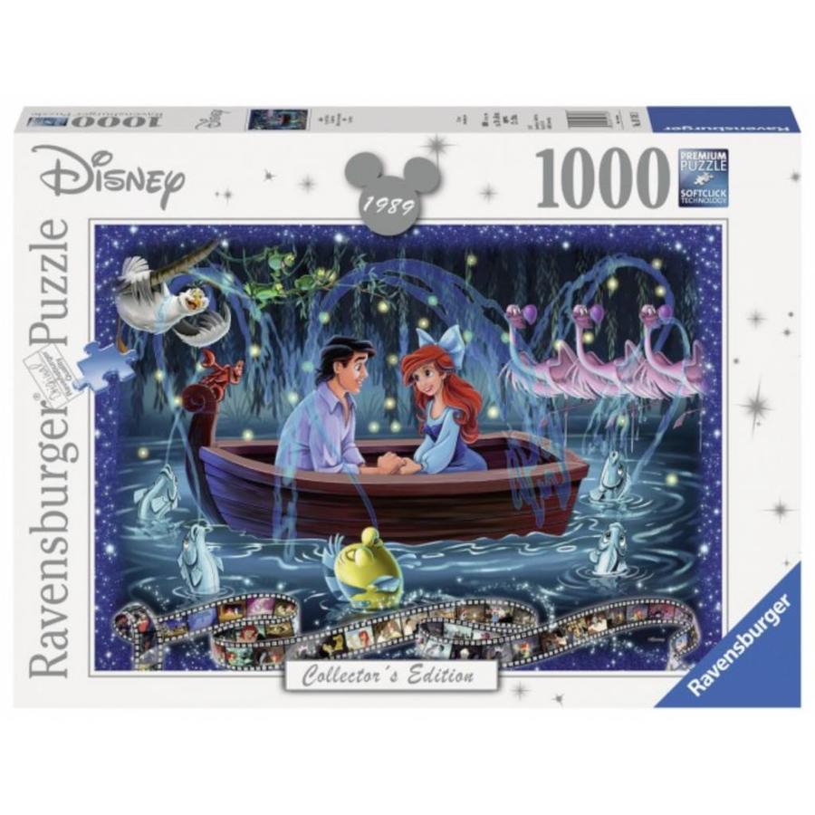 Ariel - De kleine zeemeermin - Disney - Collector's Item - puzzle van 1000 stukjes-1