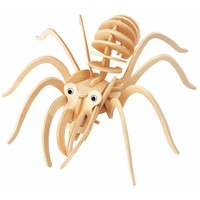 thumb-Tarantula - Gepetto's Workshop - 3D puzzel  in hout-1
