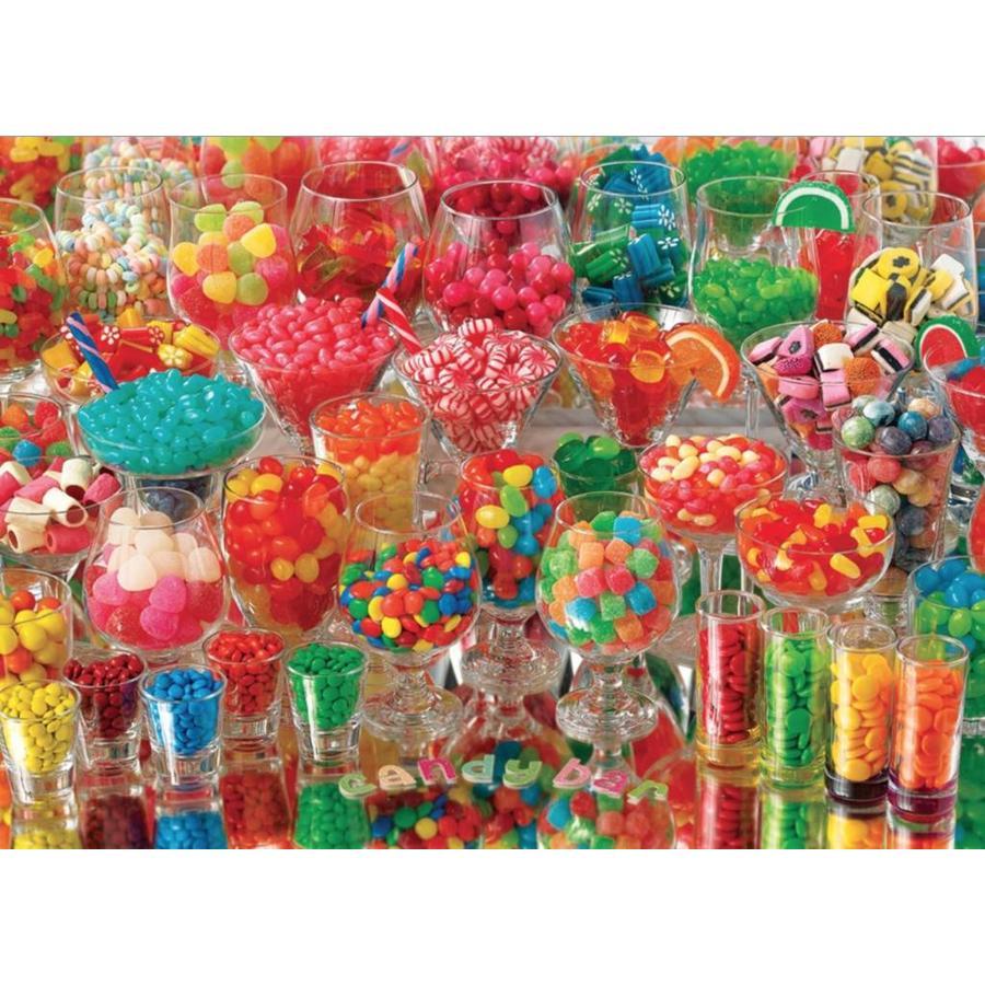 Snoepjesbar - puzzle van 1000 stukjes-1