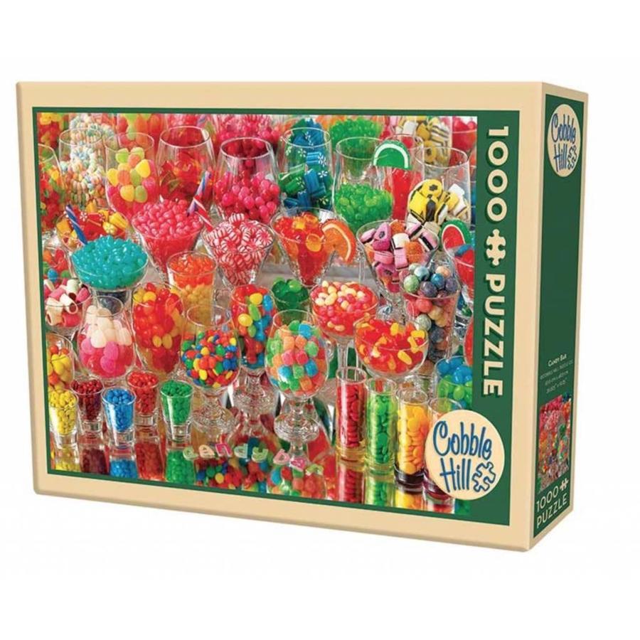 Snoepjesbar - puzzle van 1000 stukjes-2